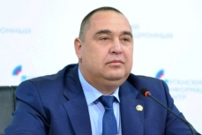 Глава ЛНР Игорь Плотницкий.