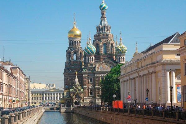 Спас на Крови. Православный мемориальный однопрестольный храм во имя Воскресения Христова