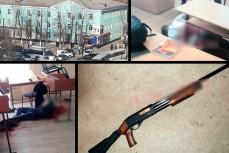 Студент застрелил учащегося в коллеже и покончил с собой