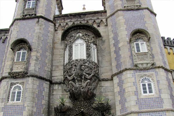Дворец Пена (Palácio Nacional da Pena) — дворец в Португалии.