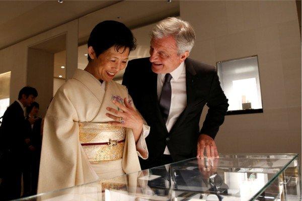 Принцесса Японии отреклась оттитула ради брака спростолюдином