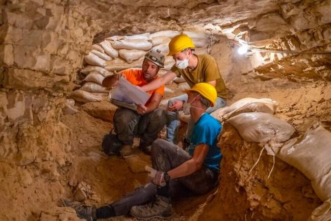 В Израиле нашли фрагменты библейских свитков