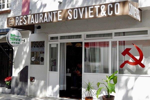 Ресторан «Советский & Co»