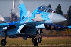 Су-27М1/УБМ Воздушных Сил Украины