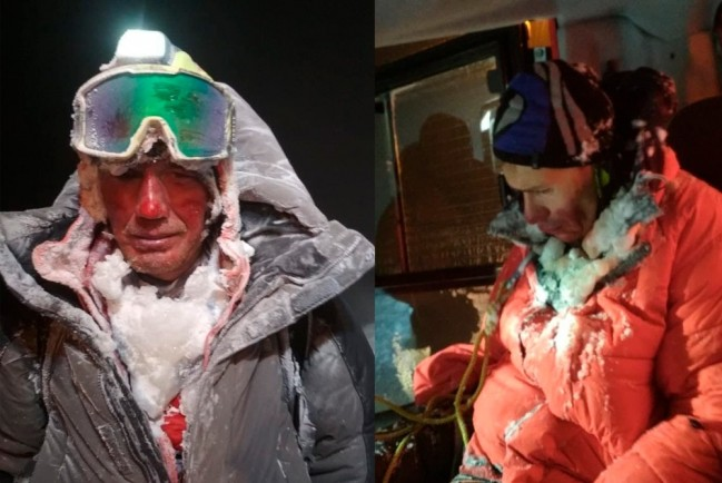 При восхождении на Эльбрус 5 альпинистов погибли, 14 получили травмы и обморожения