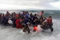 Мигранты в Италии.