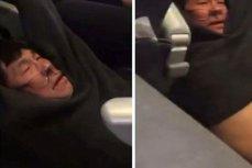 Инцидент на борту UnitedAirlines.