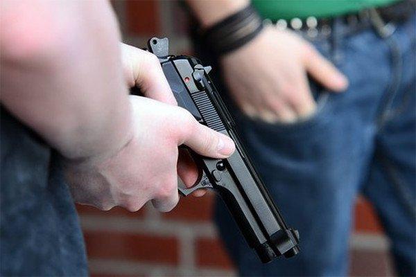 ВСША красота преступницы срозовым пистолетом свела сума соцсети