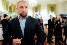 Банкир Илья Юров