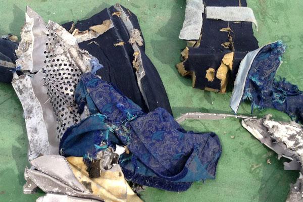 Крушение самолета EgyptAir А320.
