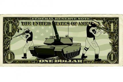 В Прибалтийскую страну доставили 10 танков Abrams.