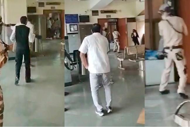 В Индии киллеры переодетые в адвокатов застрелили крутого мафиози прямо в суде