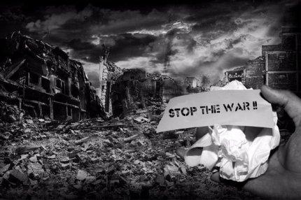 В Европе должны узнать правду о Донбассе и разрушениях.