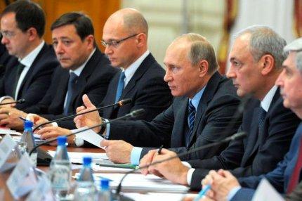 Заседание Совета по межнациональным отношениям, Астрахань, 31 октября 2016.