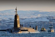 Атомная подводная лодка Соединенного Королевства HMS Vanguard