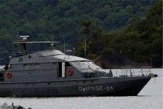 Поисково-спасательное судно, Бразилия.