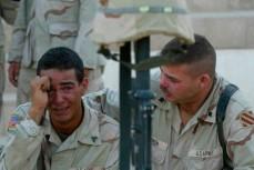 Американские военные чаще умирают от депрессии и несчастного случая, чем в бою