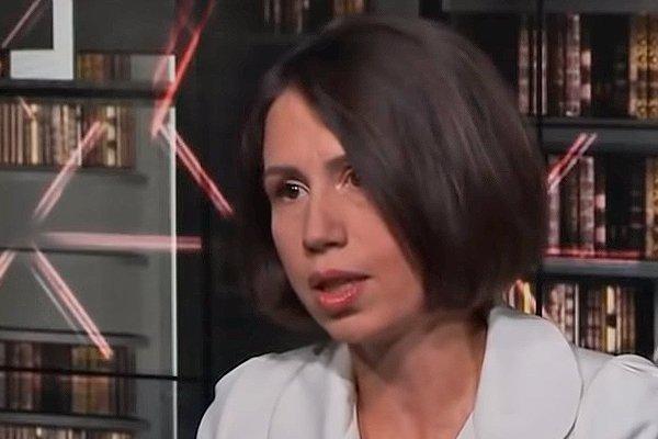 Верховной рады Украины Татьяна Черновол