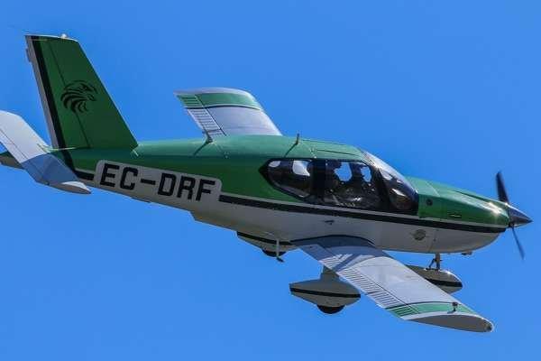 Самолет пропал с радаров в районе Бермудского треугольника.