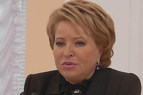 Матвиенко: СФготов законодательно поддержать программу реструктуризации долгов регионов