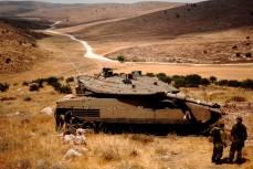 Танк Merkava Mk4