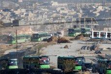 Алеппо, Сирия, 15 декабря 2016.