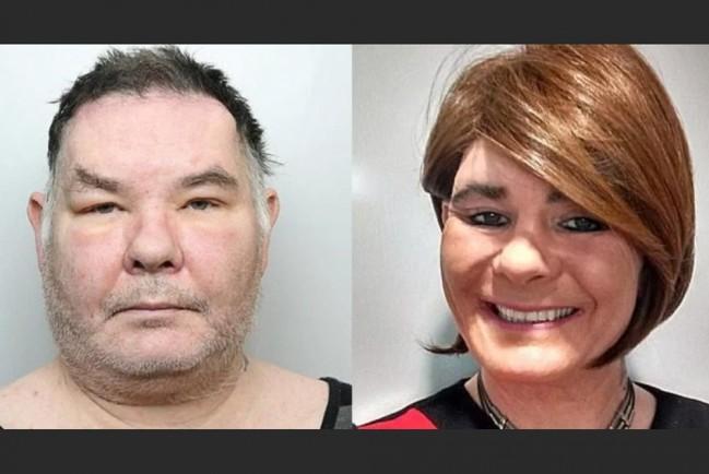 Заключенный-трансгендер, который обвинен в сексуальных домогательствах по отношению к женщинам-заключенным в женской тюрьме, теперь заперт с самыми опасными мужчинами Британии