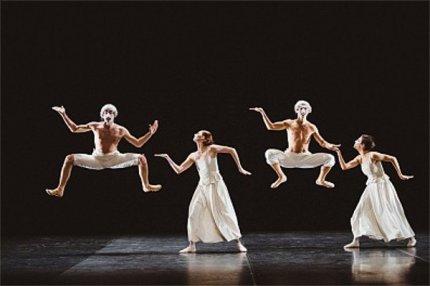 Международный фестиваль современной хореографии «Context. Диана Вишнева».