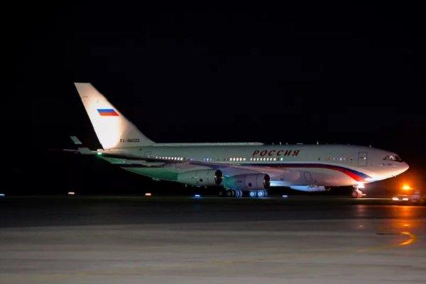 Самолет президента РФ