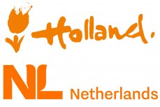 Старый и новый логотипы Нидерландов