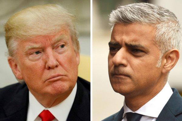Оскорбленный мэр Лондона заговорил оботмене визита Трампа в великобританию