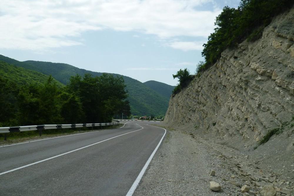 Дорога в Прасковеевка
