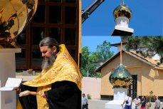 Открытие очередной церкви в Геленджике