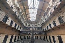Здание тюрьмы.