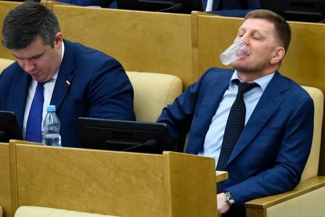Сергея Фургала стали кормить едой из ресторана