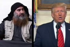 Трамп и Абу Бакра аль-Багдади