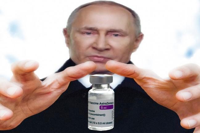Русские шпионы украли формулу вакцины Astra Zeneca для создания «Спутника-V»  The Sun