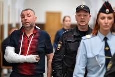 Полковник ФСБ Чекалина в суде