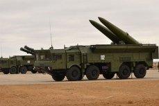 """Ракетный комплекс """"Искандер М-550""""."""