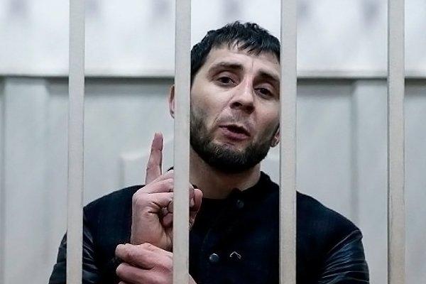 Убийца Бориса Немцова Заур Дадаев