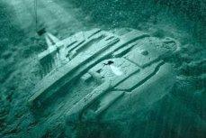 Неопознанный объект в Балтийском море