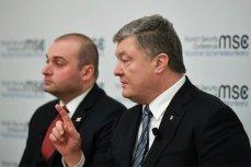 Президент Украины Пётр Порошенко на Мюнхенской конференции