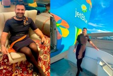 Стюарды в американской авиакомпании Jet Blue Airlines стали носить платья