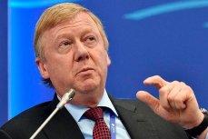 Глава госкорпорации «Роснано» Анатлий Чубайс