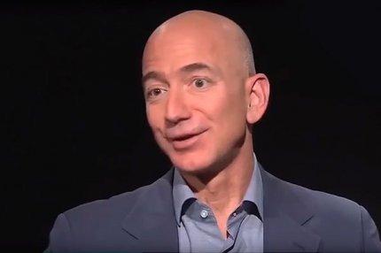 Владелец и глава компании Amazon Джефф Безос