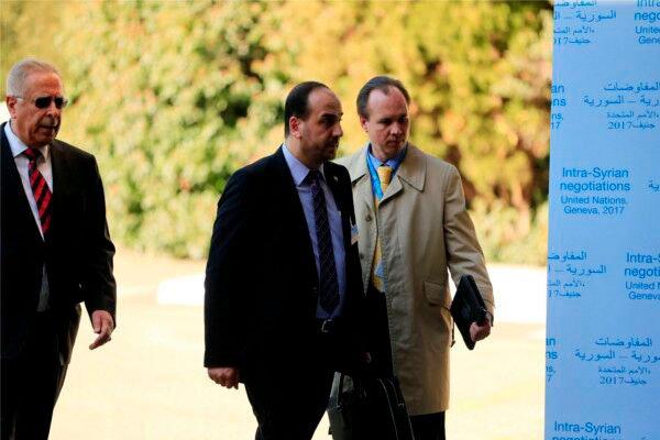 ВЖеневе начались первые затри года переговоры власти иоппозиции Сирии