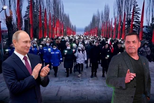 Сказали, что они будут сниматься в клипе для группы «Любэ», а оказалось, что в поддержку Путина