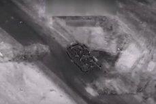 Удар американской коалиции по российским бойцам в Сирии
