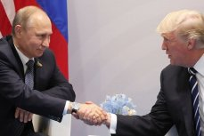 Трамп и Путин на саммите АТЭС