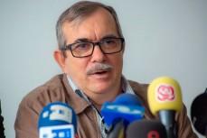 Родриго Лондоньо, глава партии FARC